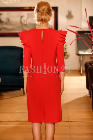 Rochie Melody Red