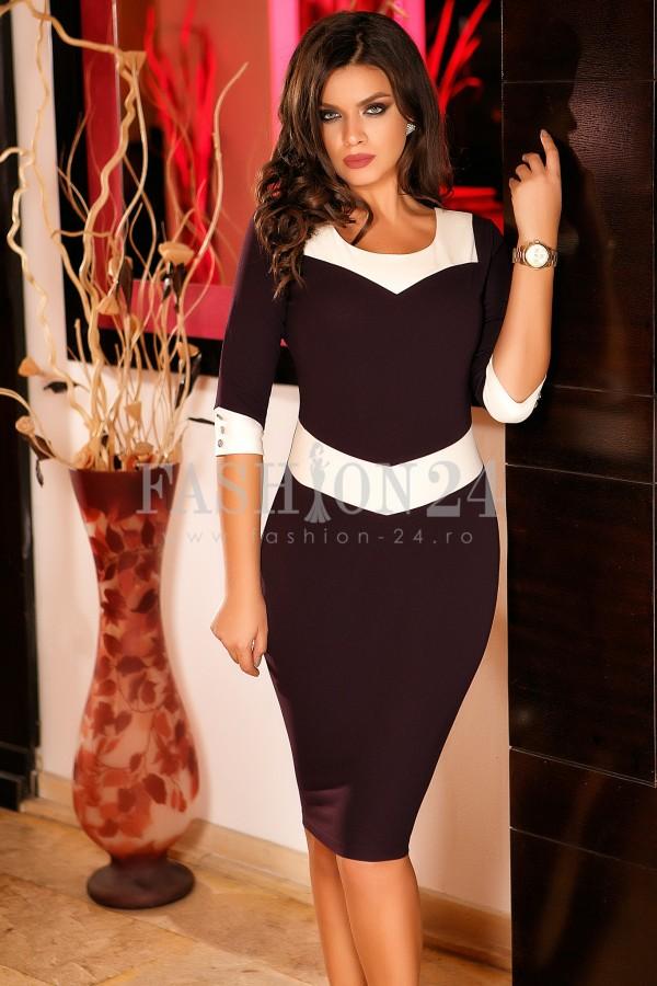 Rochie Aida Purple