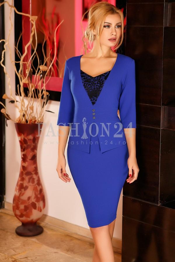 Rochie Bianca Blue