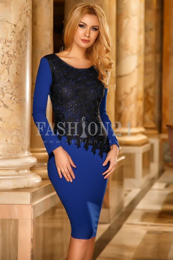 Rochie Kailey Blue