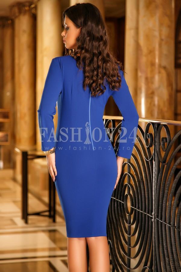 Rochie Blue Secret Long