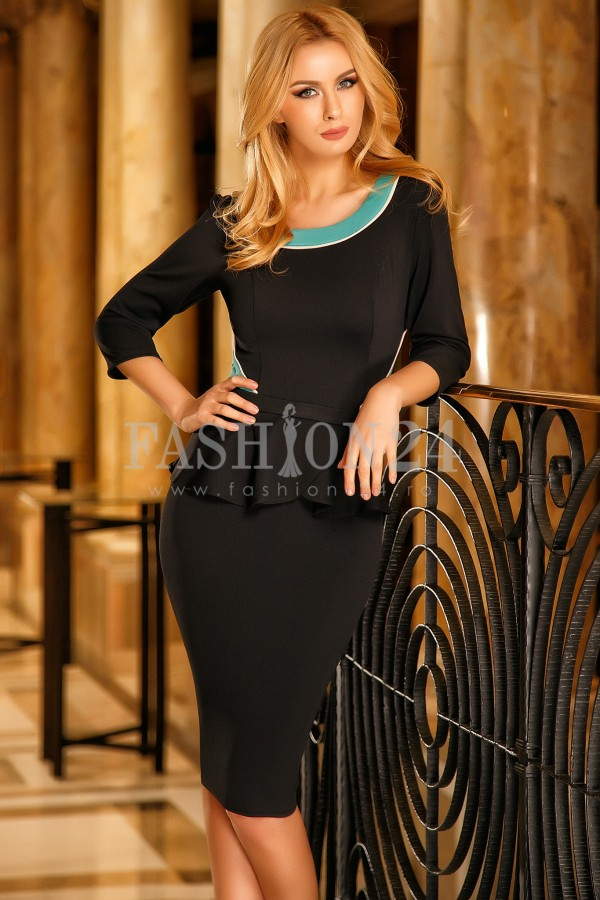 Rochie Selina Turquoise