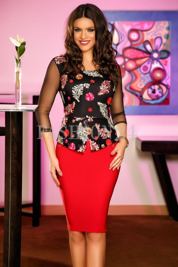 Rochie Katalina Red