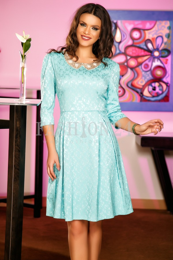 Rochie Shirley Turquoise