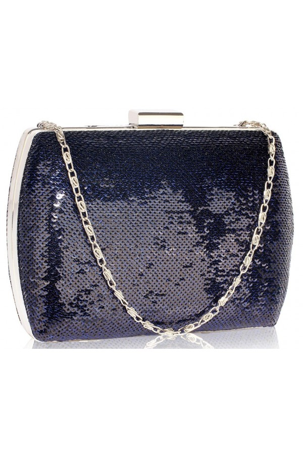 Clutch Rayne Navy
