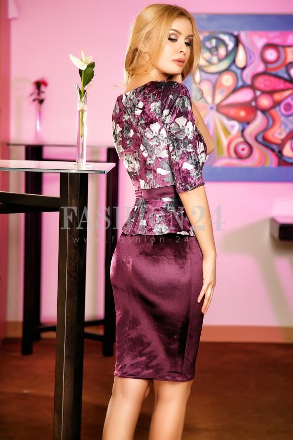 Rochie Kenya Purple