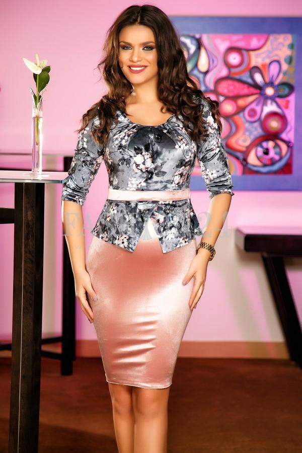 Kenya Pink&Gray