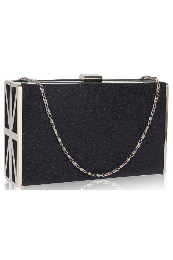 Clutch Sofie Black