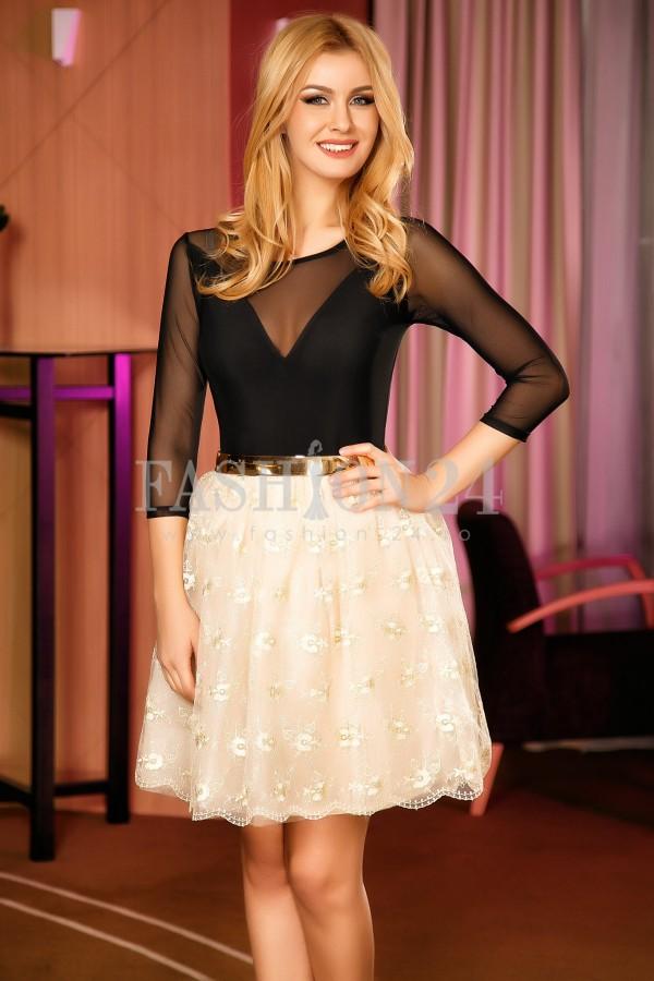 Rochie Sofie Gold