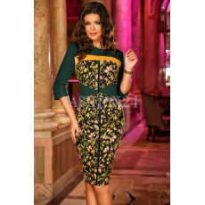 Rochie A'Layah Green