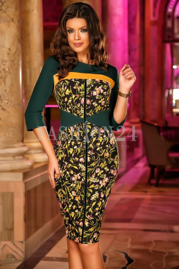 Rochie ALayah Green