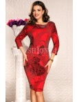 Rochie Emely Red