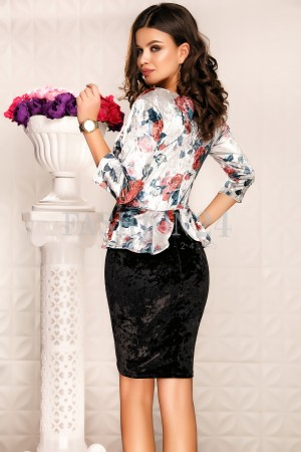Rochie Zaya Black
