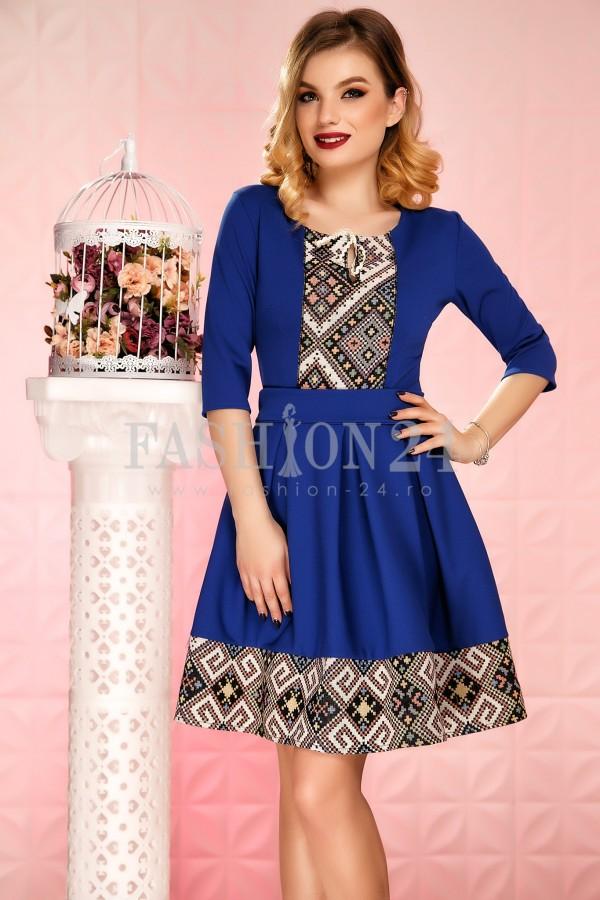 Rochie Aavya Blue