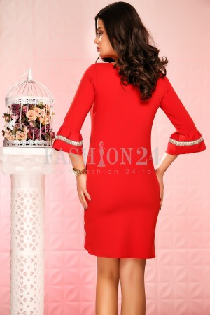Rochie Ayah Red