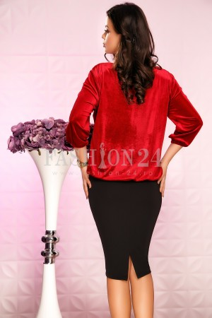 Rochie Ailyn Red
