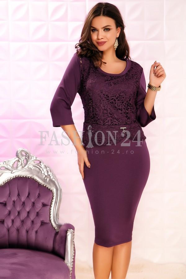 Rochie Elissa Purple