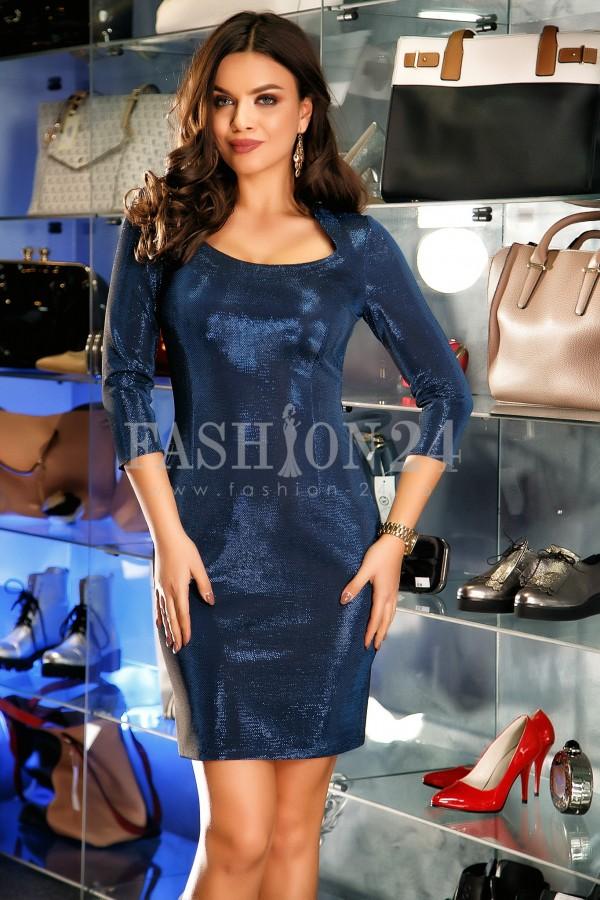 Rochie Iva Blue
