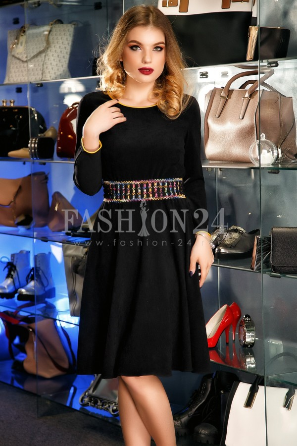 Rochie Kely Black