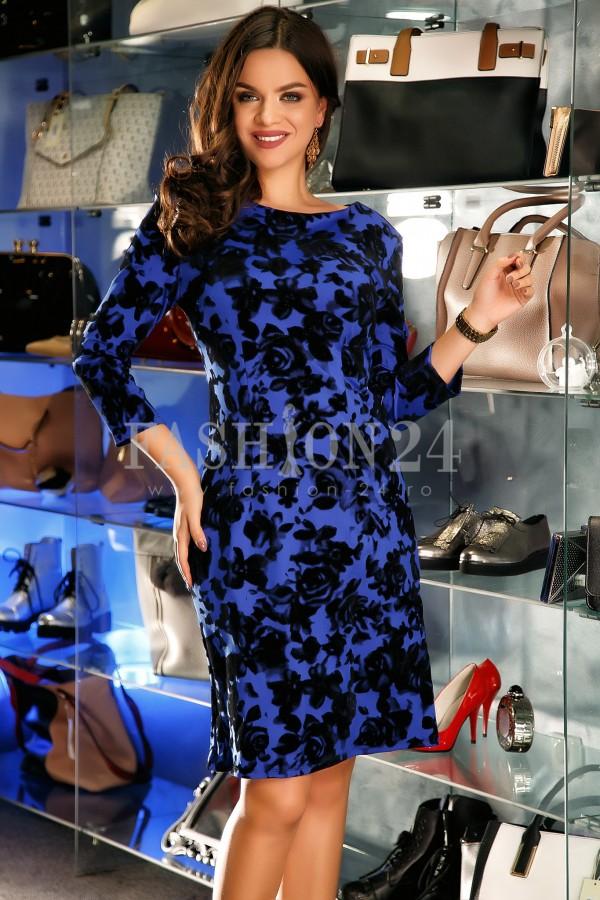 Rochie Katrina Blue