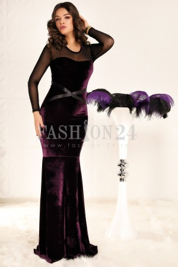 Rochie Aina Purple