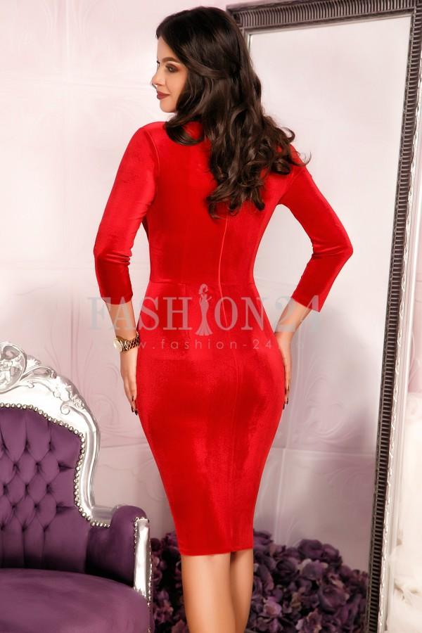 Rochie Liya Red