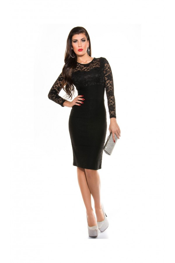 Rochie Beautiful Evening Black