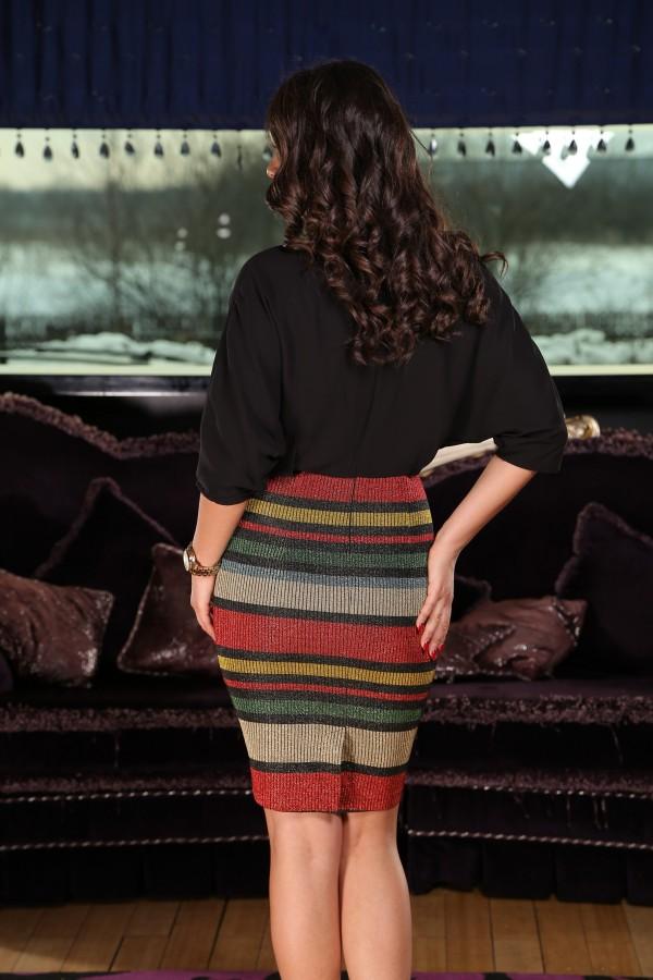 Rochie Sofia negru