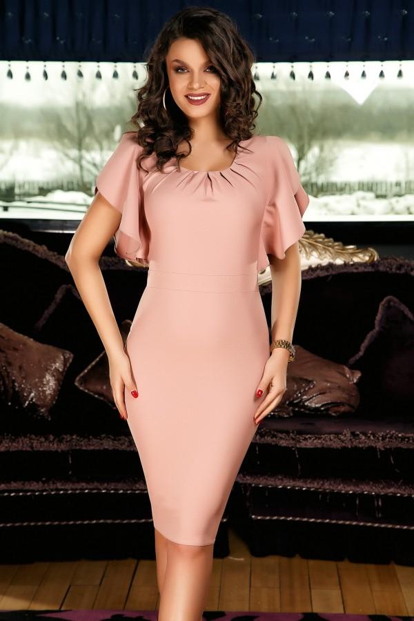Rochie Andra roz
