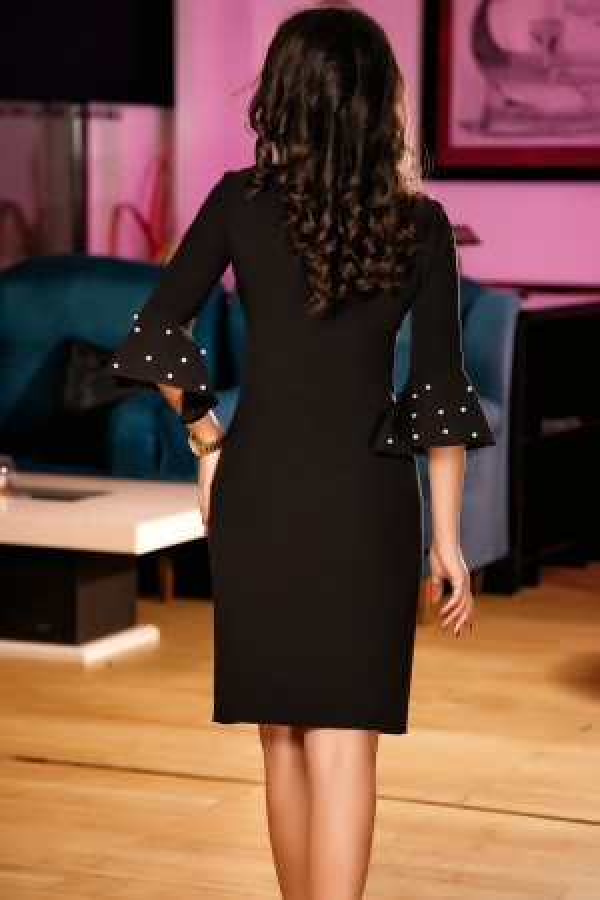 Rochie Selena neagra