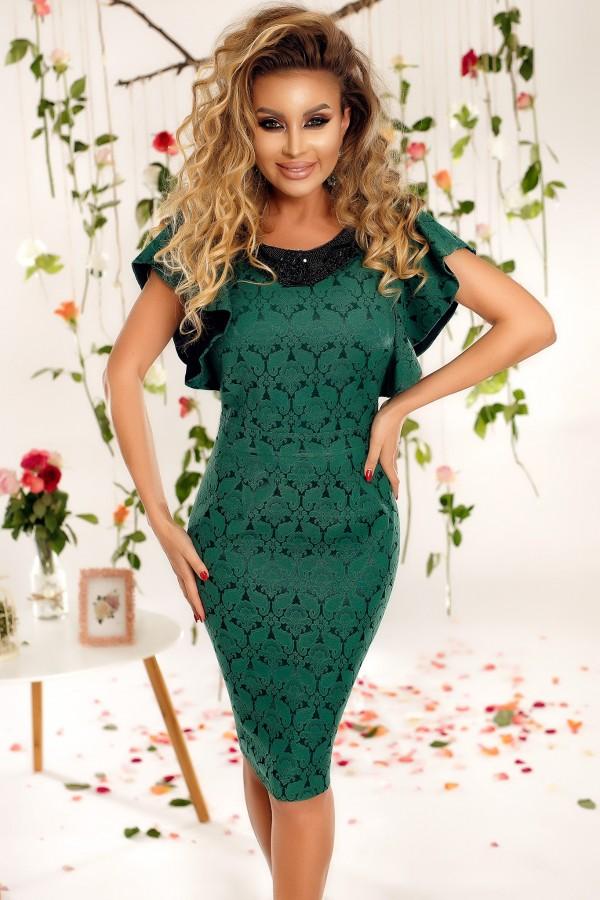Rochie de ocazie Lena verde