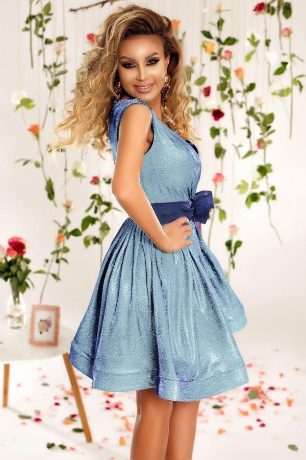 Rochie de seara Julia bleu