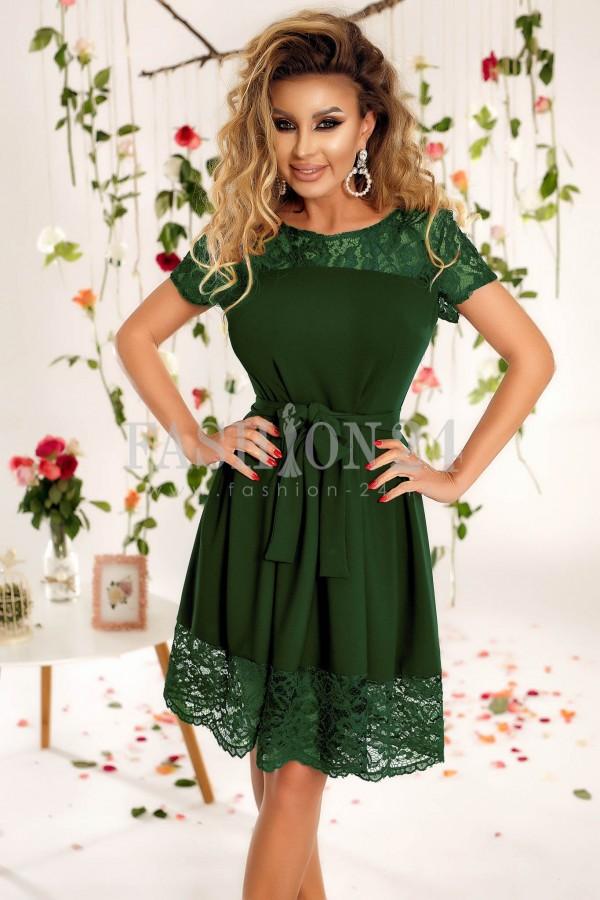 Rochie Lydia verde