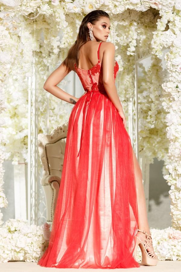 Rochie lunga Ruby rosie