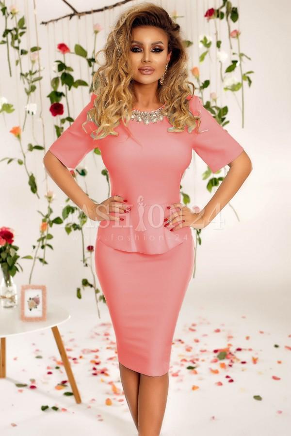 Rochie Allie roz