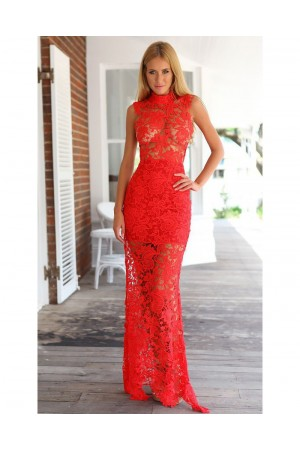 Rochie Red Emotion