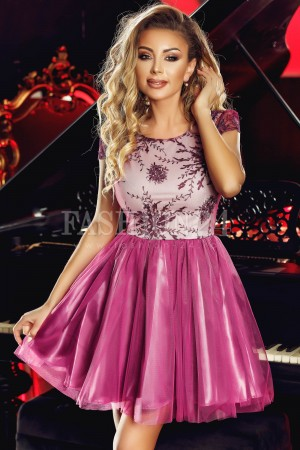 Rochie Anelise mov