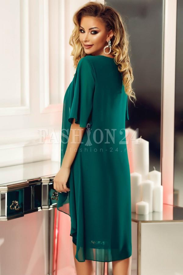 Rochie Alsha verde