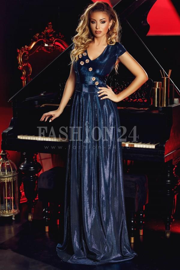 Rochie Navy Glitter Elisabeth
