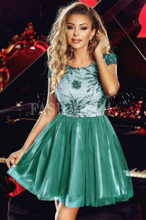 Rochie Anelise verde