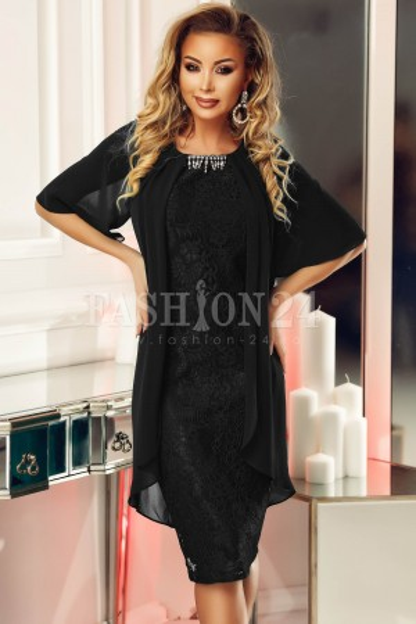 Rochie Alsha neagra