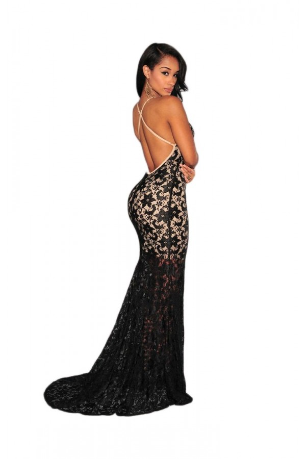 Magazin Online Haine - Rochie Beloved Black -Fashion-4u.Eu