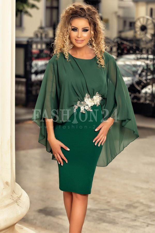 Rochie Verde Seleny