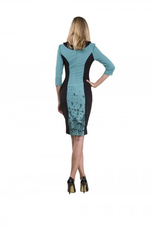 Rochie Only Turquoise