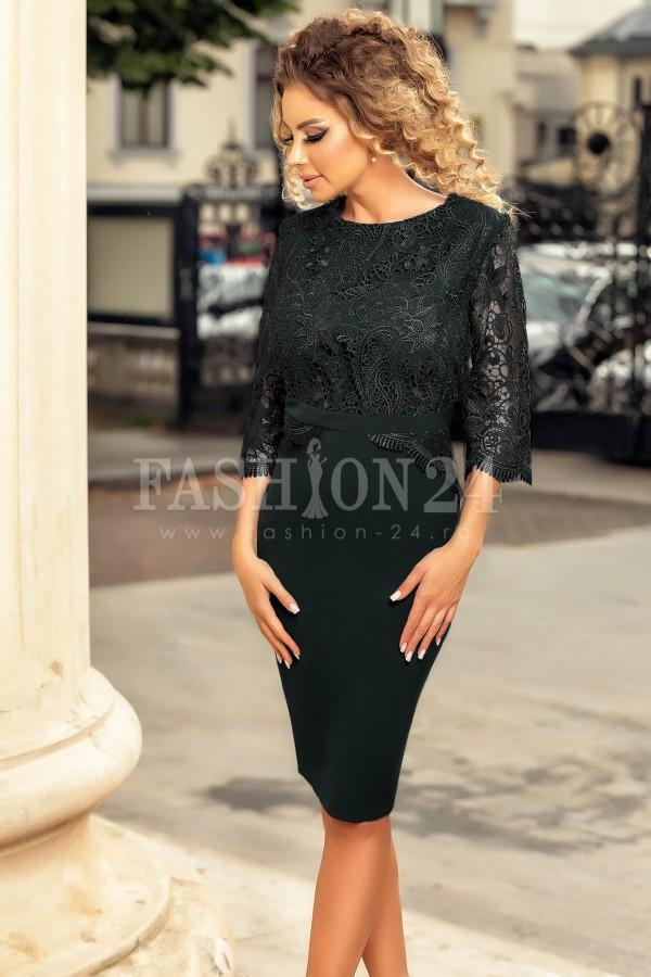 Rochie de seara neagra Eliss
