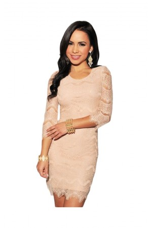 Rochie More Lace