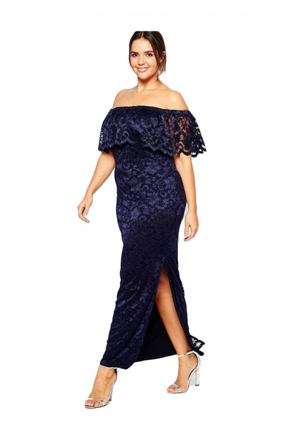 Rochie XXL Lovely Lace