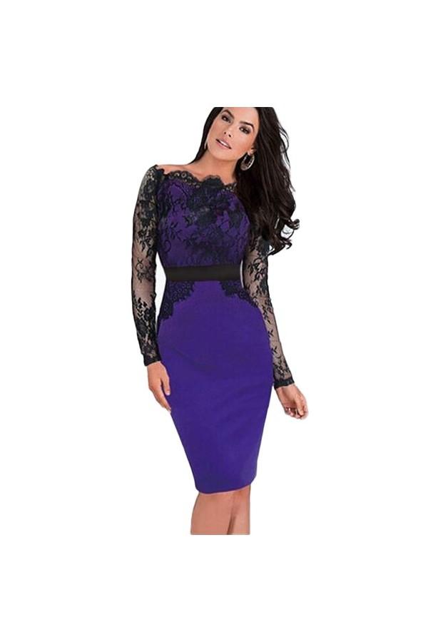 Rochie Nice Day Purple