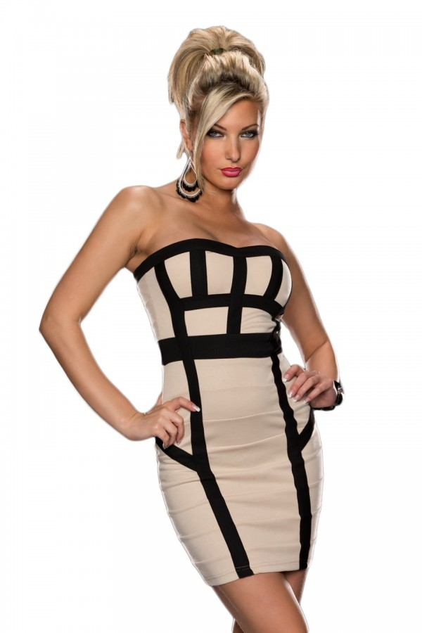 Rochie Cream Special Lines