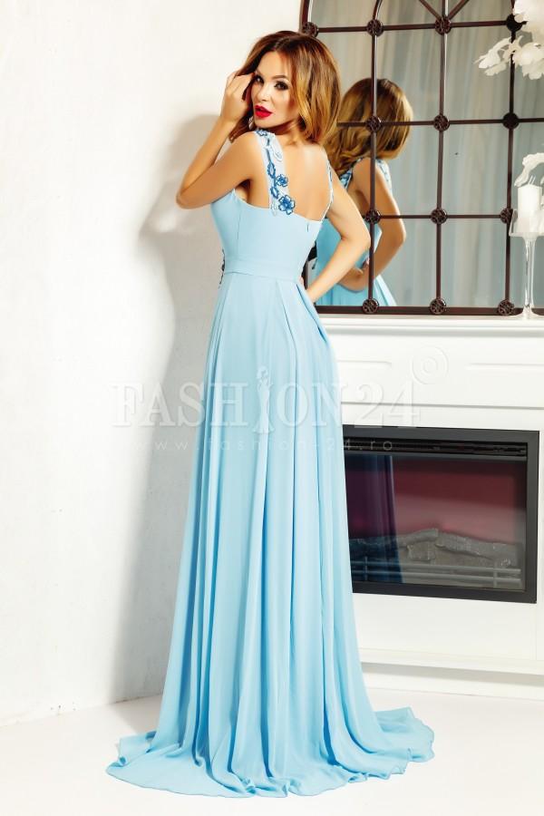 Rochie de seara Aime bleu